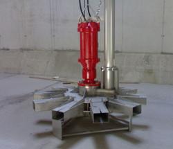 Air Limbah Aerator