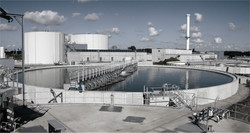 Wastewater treatment plant indonesia