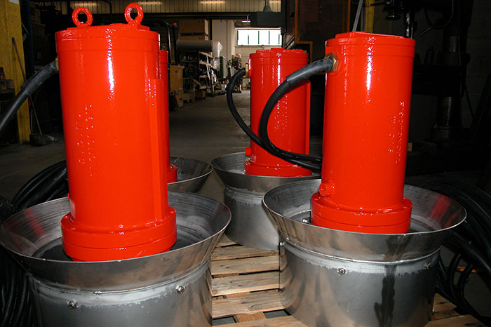 Sewage Mixer Indonesia