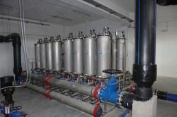 filter air industri otomatis