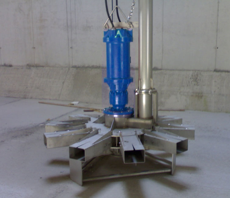 Submersible Aerator Jakarta