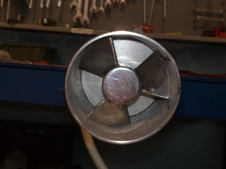 turbin agitator dijual