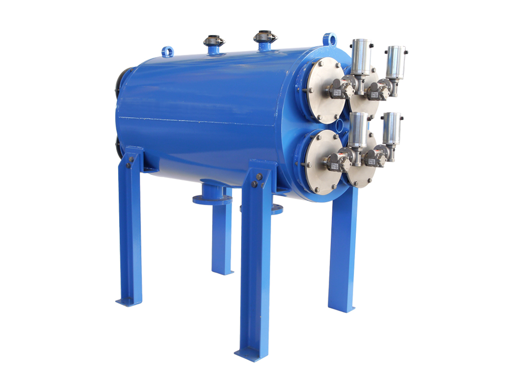 big Industrial Water Filter Indonesi