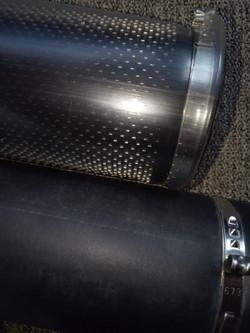 fine bubble tube diffuser