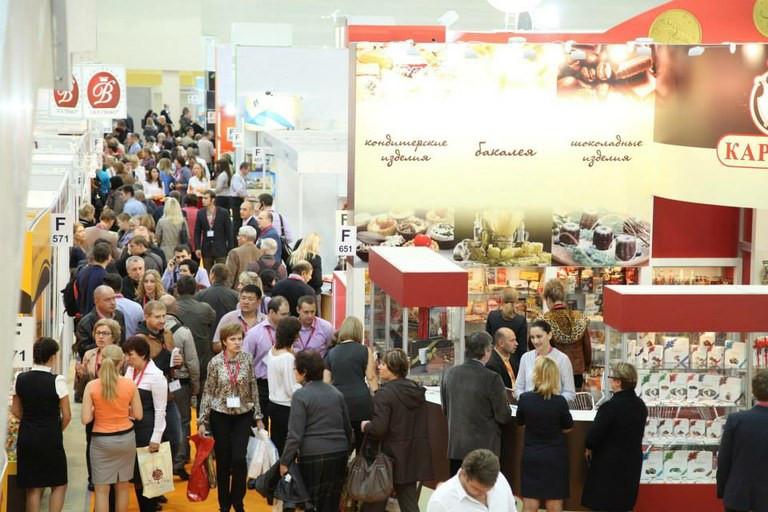 World Food Moscow é uma das maiores feiras de alimentos do mundo (Divulgação/World Food Moscow)