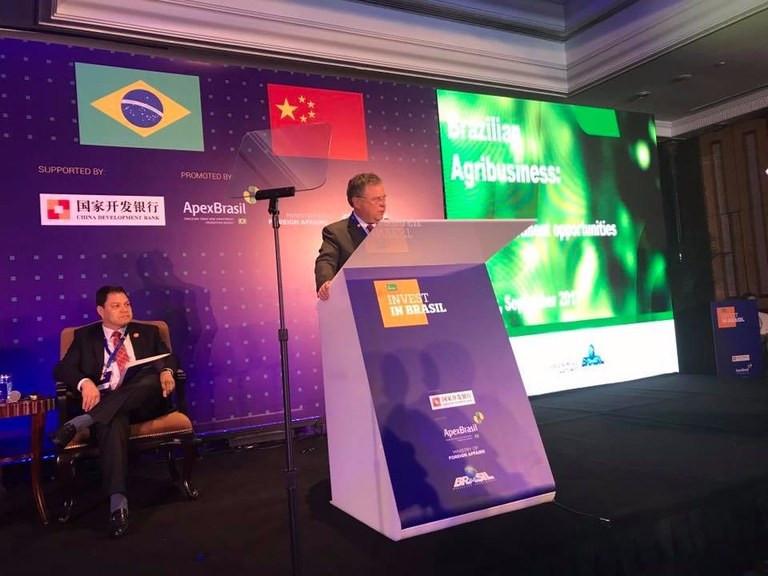 Blairo Maggi defende que países do bloco estabeleçam sistema de preferências comerciais