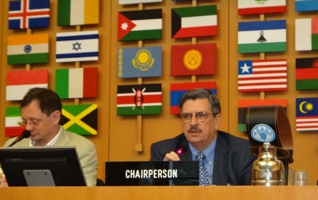 Arthur Mariante é o representante do Brasil no Painel Consultivo do banco nórdic (Foto: Embrapa)
