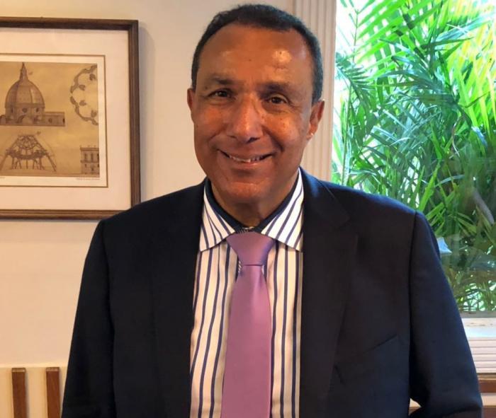 Nabih Amin El Aouar  (Foto: Assessoria ACNB)