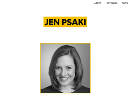 Jen Psaki Advises the Supreme Court Voter Group, Full of Communists & Soros Group Affiliates