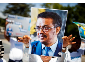 Chapter One: The Corruption of Tedros Ghebreyesus