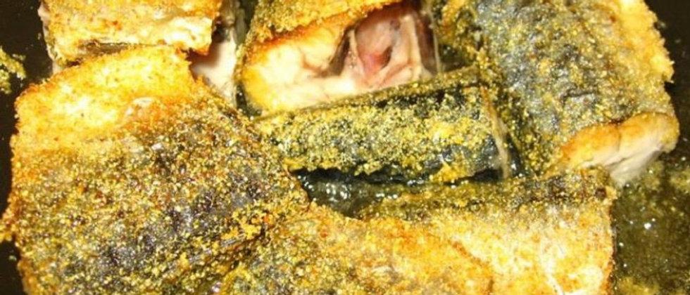 Macrou prajit in crusta de malai 600 gr