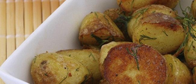 Cartofi cu marar si usturoi 1.5 kg