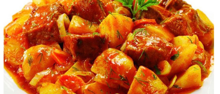 Tochitura vita cu cartofi 1.8 kg