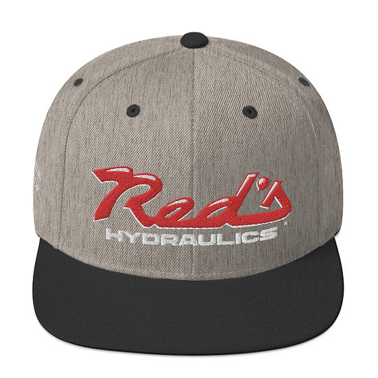 Official RED'S HYDRAULICS CRUZIN WEAR HAT