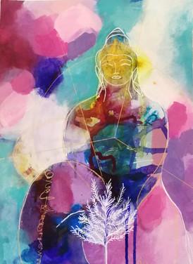 Père Cosmique : Lumière Divine