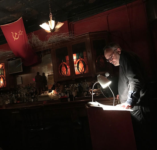 Jeffrey DeShell@ KGB