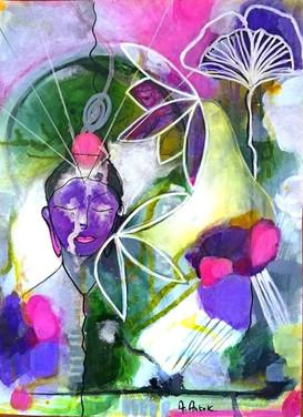 Green Tara : compassion et conscience de la Terre Mère