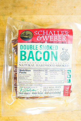 Schaller & Weber Double Smoked Bacon (Sealed)