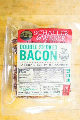 Schaller & Weber Double Smoked Bacon (Sealed)