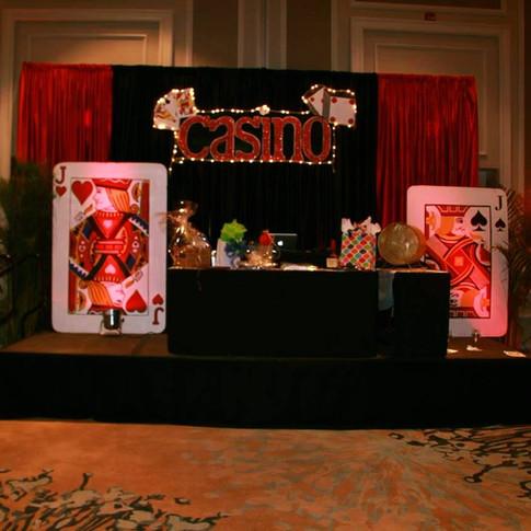 Casino DJ Stage