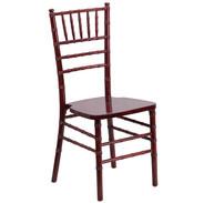 Chiavari Chair, Mahogany: $9.00
