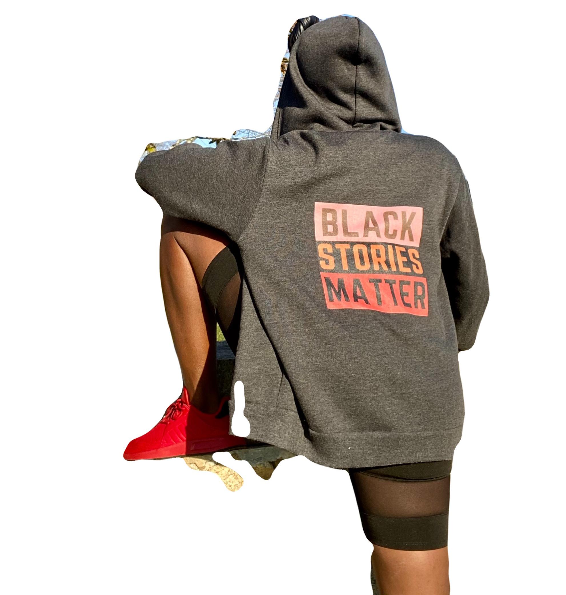 Black Stories Matter Design