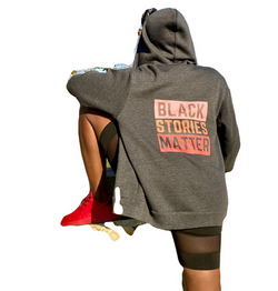Black Stories Matter Design