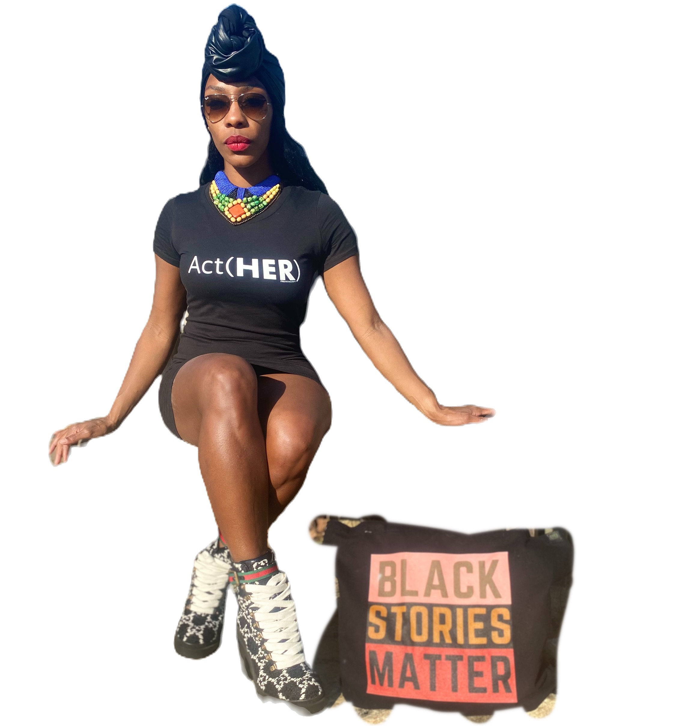 ActHER & Black Stories Matter Design