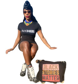 ActHER & Black Stories Matter Design