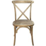 X-Back Beechwood Dining Chair: $10.00