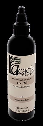 LOC OIL - Fragrance Free,   4 oz
