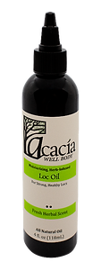 LOC OIL- Fresh Herbal Scent, 4 oz