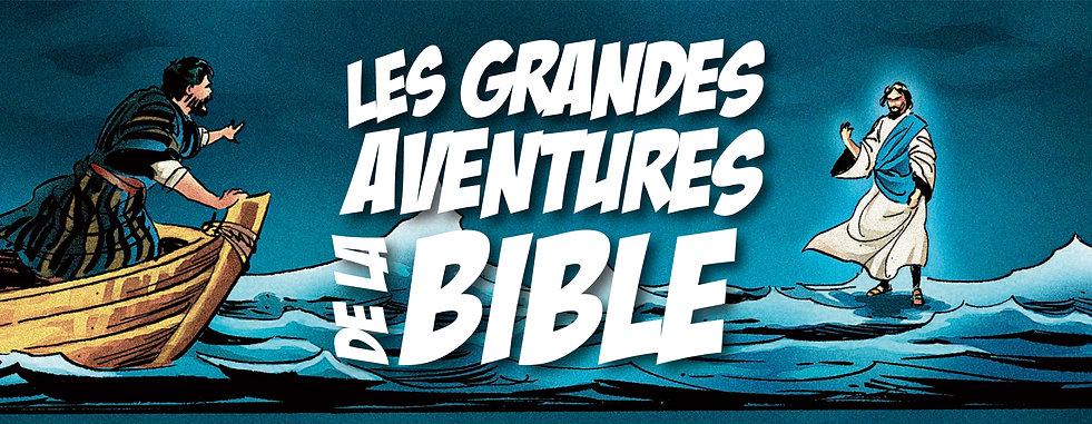 Les grandes aventures de la bible- visue