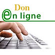 Dons en ligne (Paypal)
