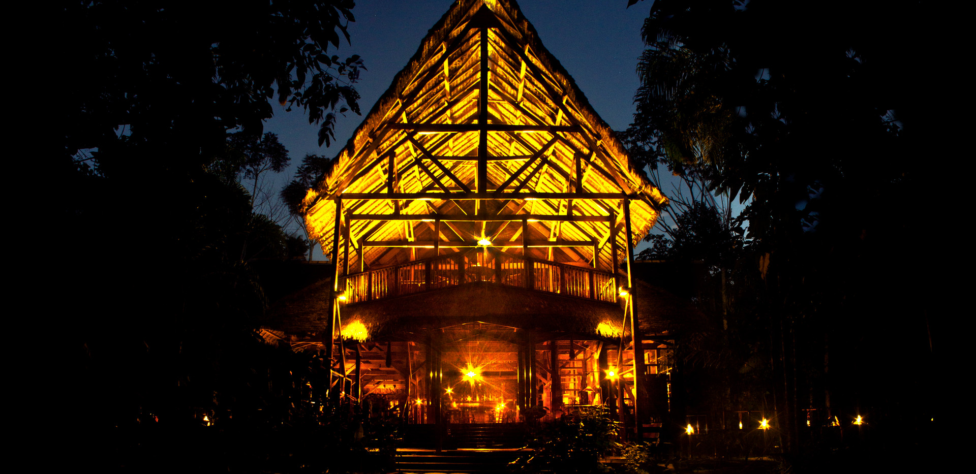 Refugio Amazonas - Lodge & Activities -