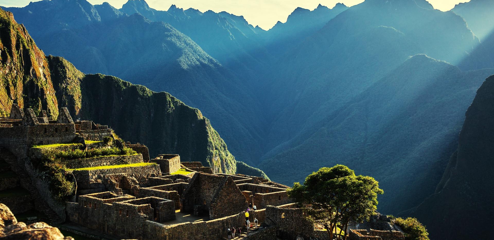 Machu Picchu Citadel