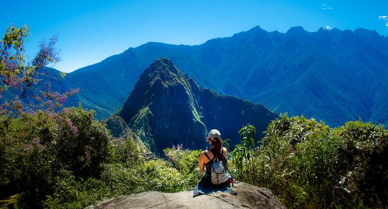 Machu Picchu Overlook