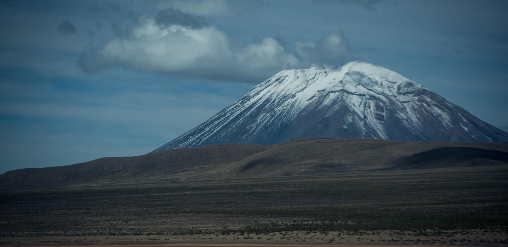 misti volcano