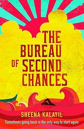 The Bureau of Second Chances bySheena Kalayil