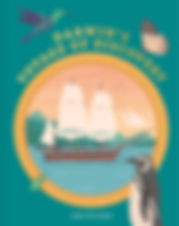 Darwin's Voyage of Discovery cover_for w