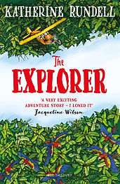 The Explorer by Katherine Rundell & illustrated by Hannah Horn