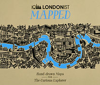 Londonist Mapped by AA Publishing
