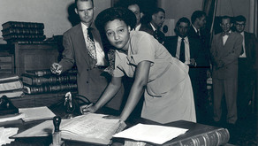 """""""We Resolved to Help Ourselves"""": a proFile of Trailblazing Attorney & Educator Ada Lois Sipuel F"""