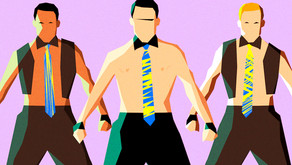 Searching for the Real-Life Magic Mike