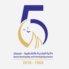Ajman municipality logo