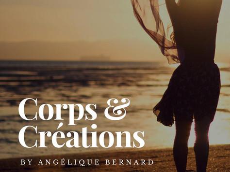 Corps&Créations le 24/09 à Genève.Classe Corps et Créations facilitée par Angélique Bernard. Jou