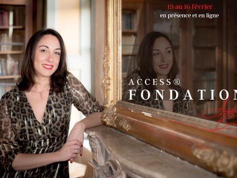 La classe Fondation avec Angelique Bernard!En ligne et en présence en Haute-Savoie à Neydens.