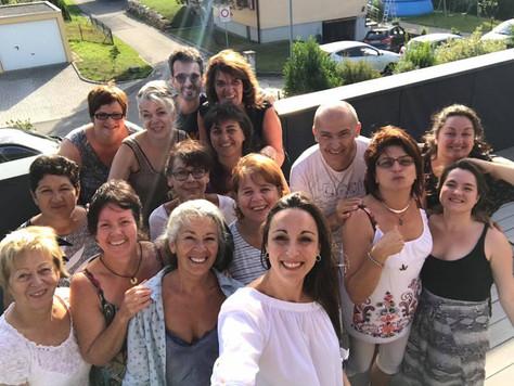 Photos de classe du Lifting Facial d'Access® du 30/07 à Estavayer le Lac, Suisse