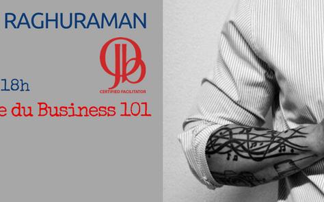 La Joie du Business avec Kalpana Raghuraman à Genève le 4 Décembre
