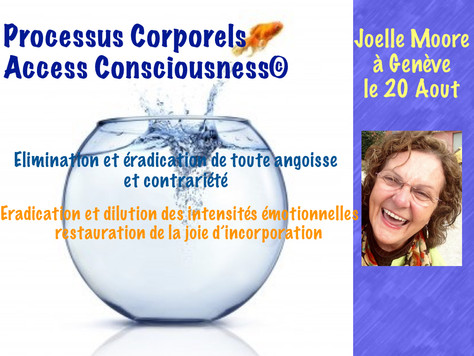 Processus Corporels d'Access Consciousness ®